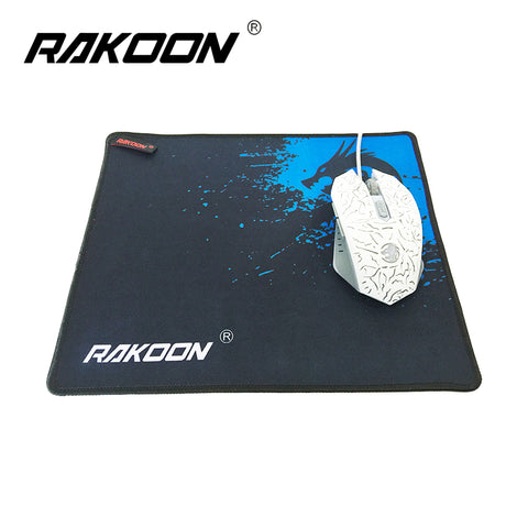 Large Gaming Mouse Pad Locking Edge Mouse Mat Speed/Control Version - 4 Sizes