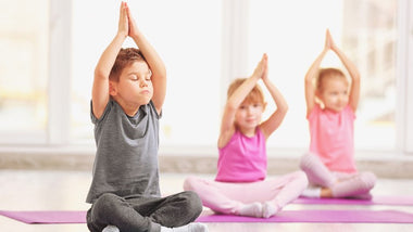 Will You Consider Introducing Your Child To Yoga?