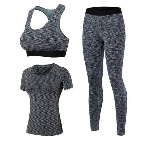 Quick Dry Sporty Sets For Gym, Running & Yoga - Sports Fitness Store