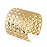 Chic Wide Cuff Bangle Bracelet