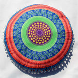 Indian Mandala Pillow Cases Pillows Round Bohemian Cushion Covers Home Decor Decorative pillows for sofa frida Dropshipping /C