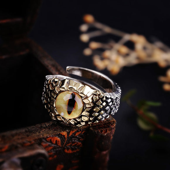 925 silver jewelry costume Sterling Silver Costume Jewelry India Tiger Eye Ring Sapphire ring clothing S925 silver JZ210095