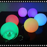Pro LED Multi-Color Glow Poi