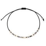 Handmade MIYUKI Seed Bead Bracelet Lovely Popular Love Lucky Bracelets & Bangles For Women Men Mix Colors Beads Bracelets