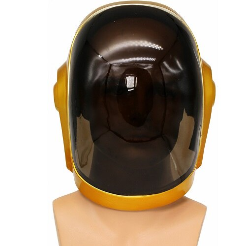 Daft Punk Face Mask Full Head Helmet Halloween Cosplay Party Costume Accessory