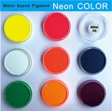 FPN NEON Color 30g/pc Water Based Face Body Fluorescent UV Body Paint Pigment  in Festival Party Fancy Dress Beauty Makeup Tool