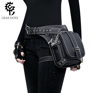 Punk Star Hip Holster Messenger Bag