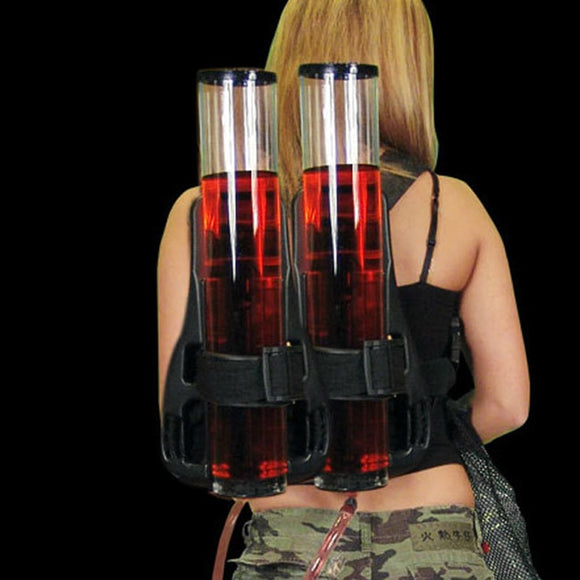 Drink Dispenser Beer/Water/Drink/Wine Dispenser Backpack Drink Machine Travel Drink Dispenser