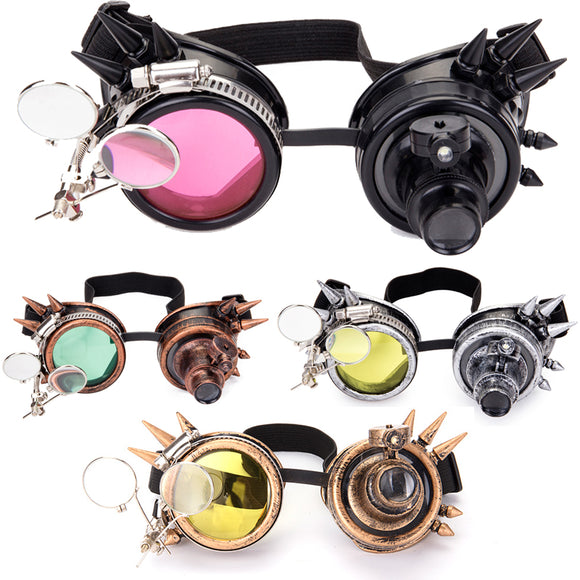 Steampunk Goggles Welding Glasses