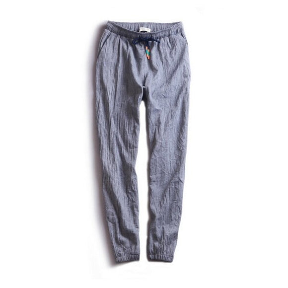 Men's Breathable Linen Pants