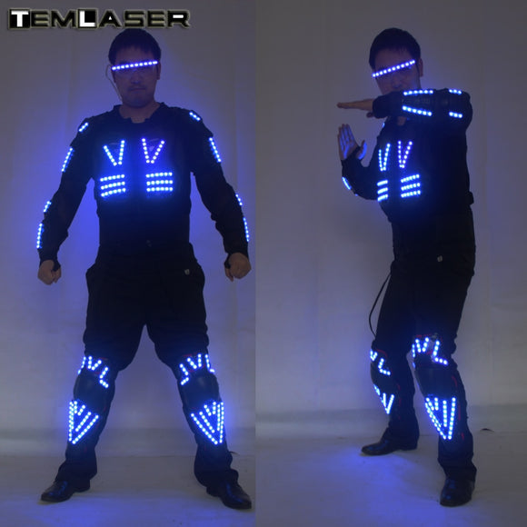 LED Luminous Armor Jacket