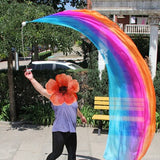 Silk Poi Ball Streamer Veil (6 Colors)