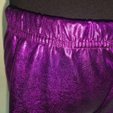 FestivalQueen women sexy metallic shorts 2018 new arrival solid shiny mid waist rave booty PU dance woman skinny hot shorts