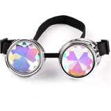 Multi-Color Iridescent Steampunk Goggles (21 Styles)
