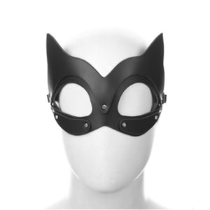 13 Styles Leather Hood Masks Fetish BDSM Bondage Masquerade Puppy Play Role Play Harness Headgear Adult Game Sex Toys For Couple