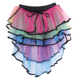 Rainbow Tutu Skirt Wrap