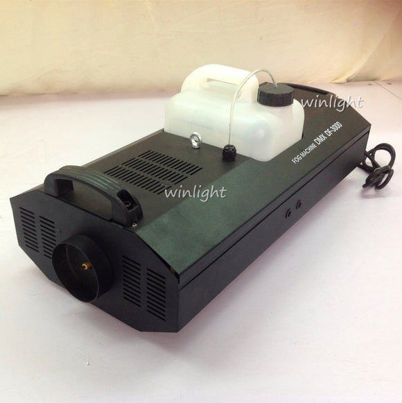 1 pc DMX Control & Remote Control 3000W Fog Machine Stage Fog Machine  Wholesale Fogger Machine