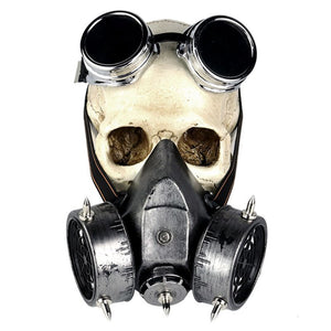 Mad Max Gas Mask with Goggles (17 Options)