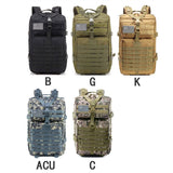 Military Tactical Waterproof 40L Rucksack Backpack (5 Options)
