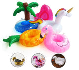 Mini Inflatable Drink Cup Floaties