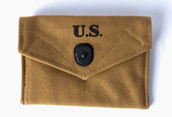 WWII US Army First Aid Pouch - 1942