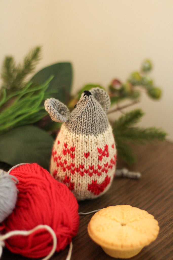 Nordic Christmas Mice | Supply Kit