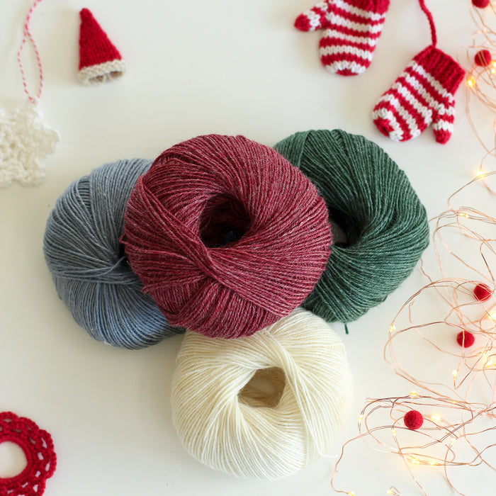 Christmas Box - Nordic 4ply | Limited Edition