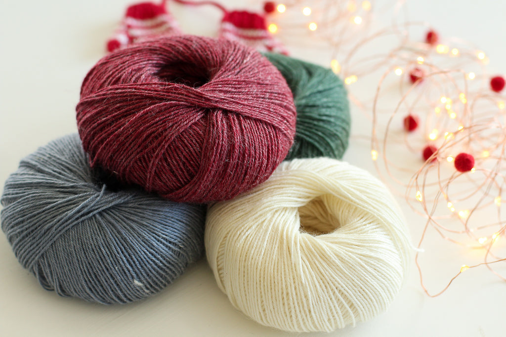 Christmas Pack 4ply - Nordic | Limited Edition