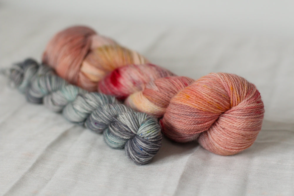 Grevillea Sock Sets | 4ply/Fingering