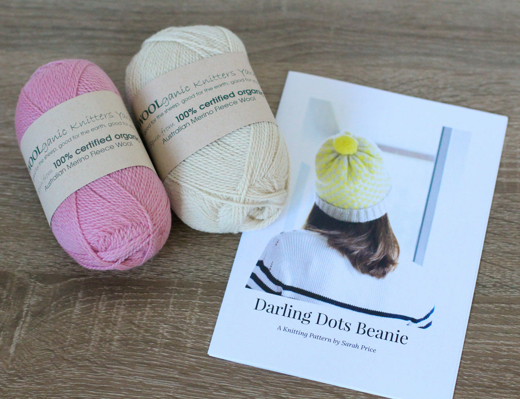 Project Pack | Darling Dots Beanie