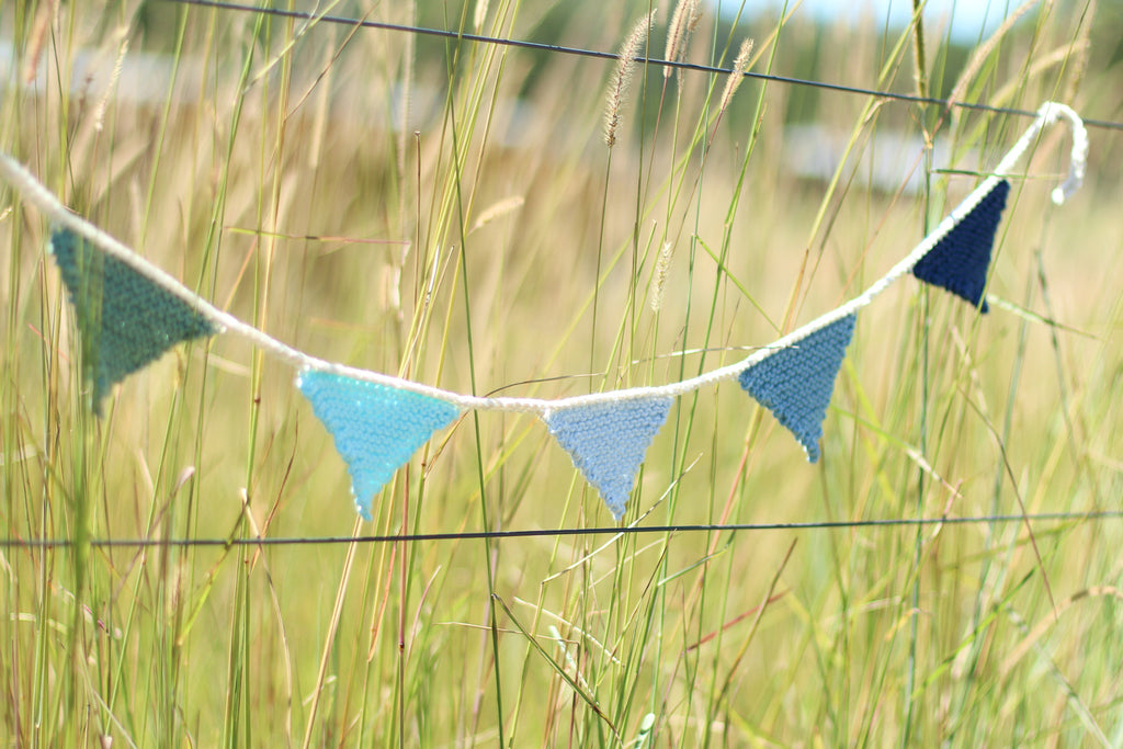 Knitted Bunting | PDF Knitting Pattern