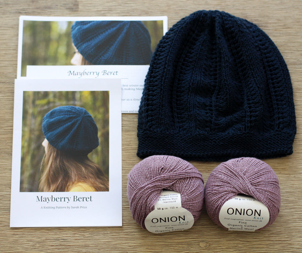 Project Pack | Mayberry Beret