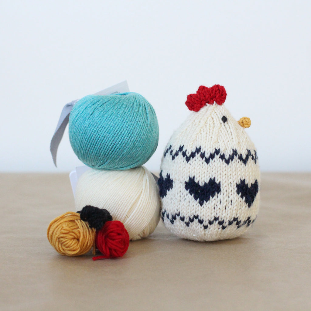 Peckish (the little hen) | Yarn Supply Kit