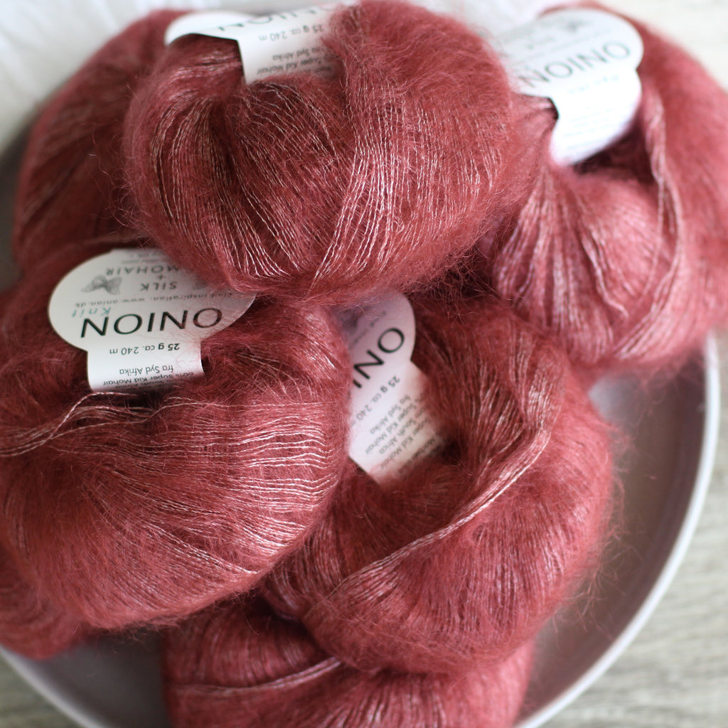 Silk + Kid Mohair | 2ply Lace