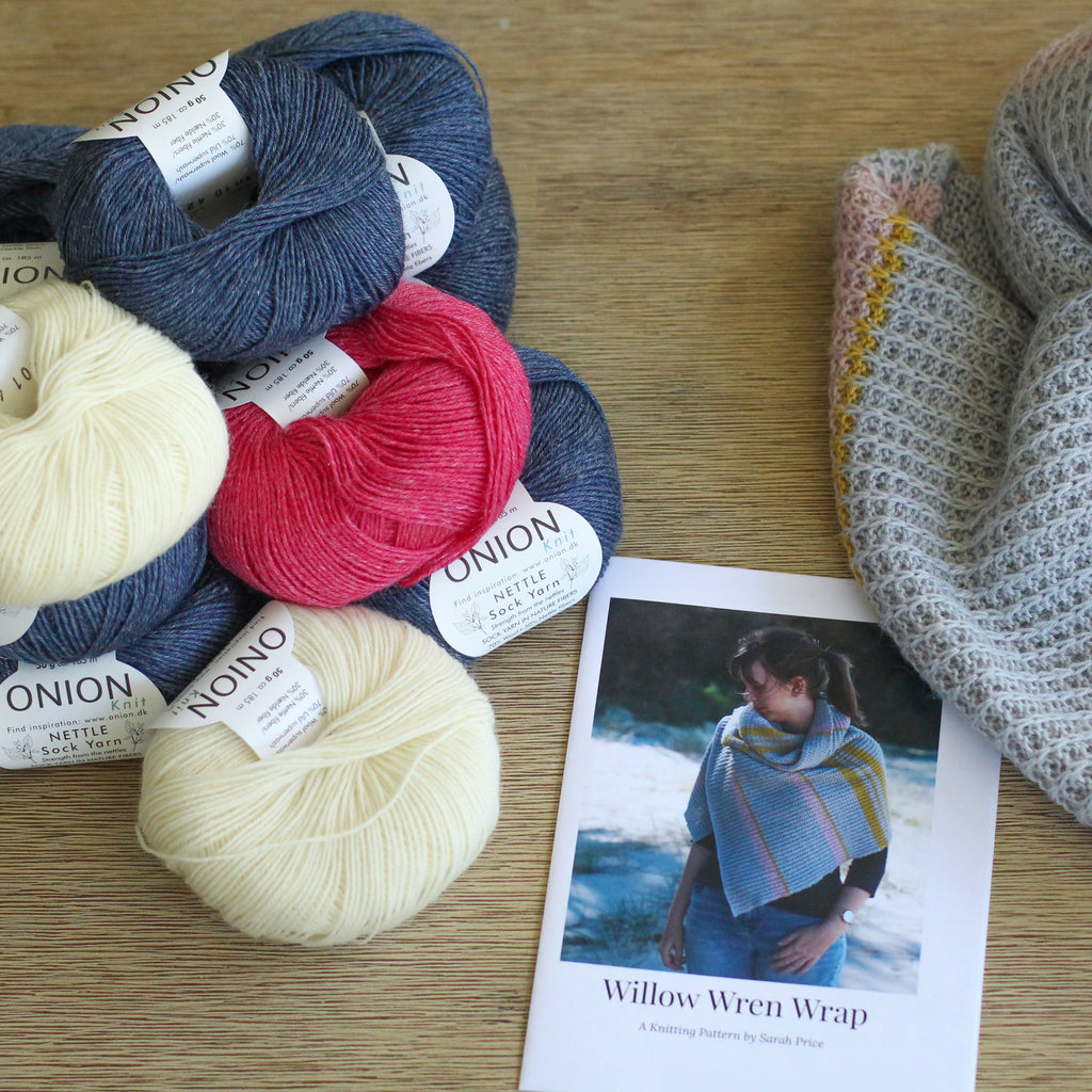 Project Pack | Willow Wren Wrap
