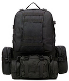 50L Emergency Bug Out Bag (BOB) - Molle1