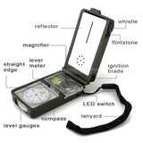 10 in 1 Compass Survival Kit - Perfect when you are LOST!