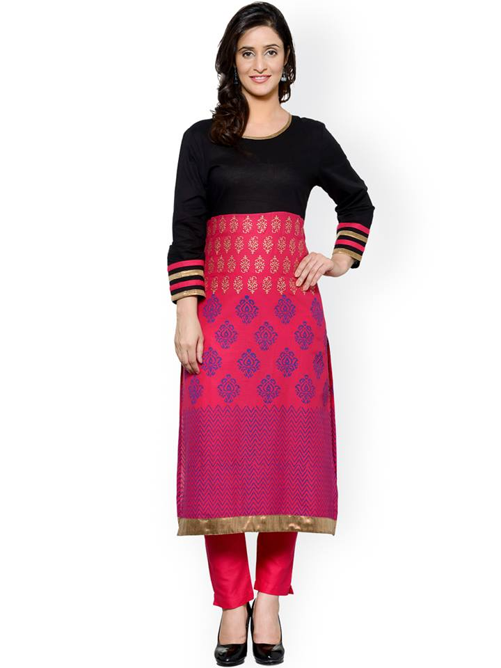 Exotic Cotton Kurti