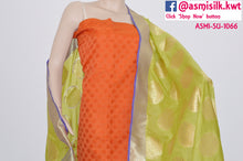 High quality Indian Salwar Suit Dress Material in Kuwait - Top, Bottom and Silk Dupatta