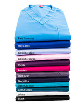 Nurse Uniform - V Neck Design - Choose Your Color and Size