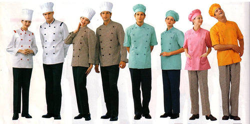 Chef Uniform for Restaurant