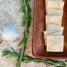 Case of Gluten-Free Rosemary & Sea Salt Crackers