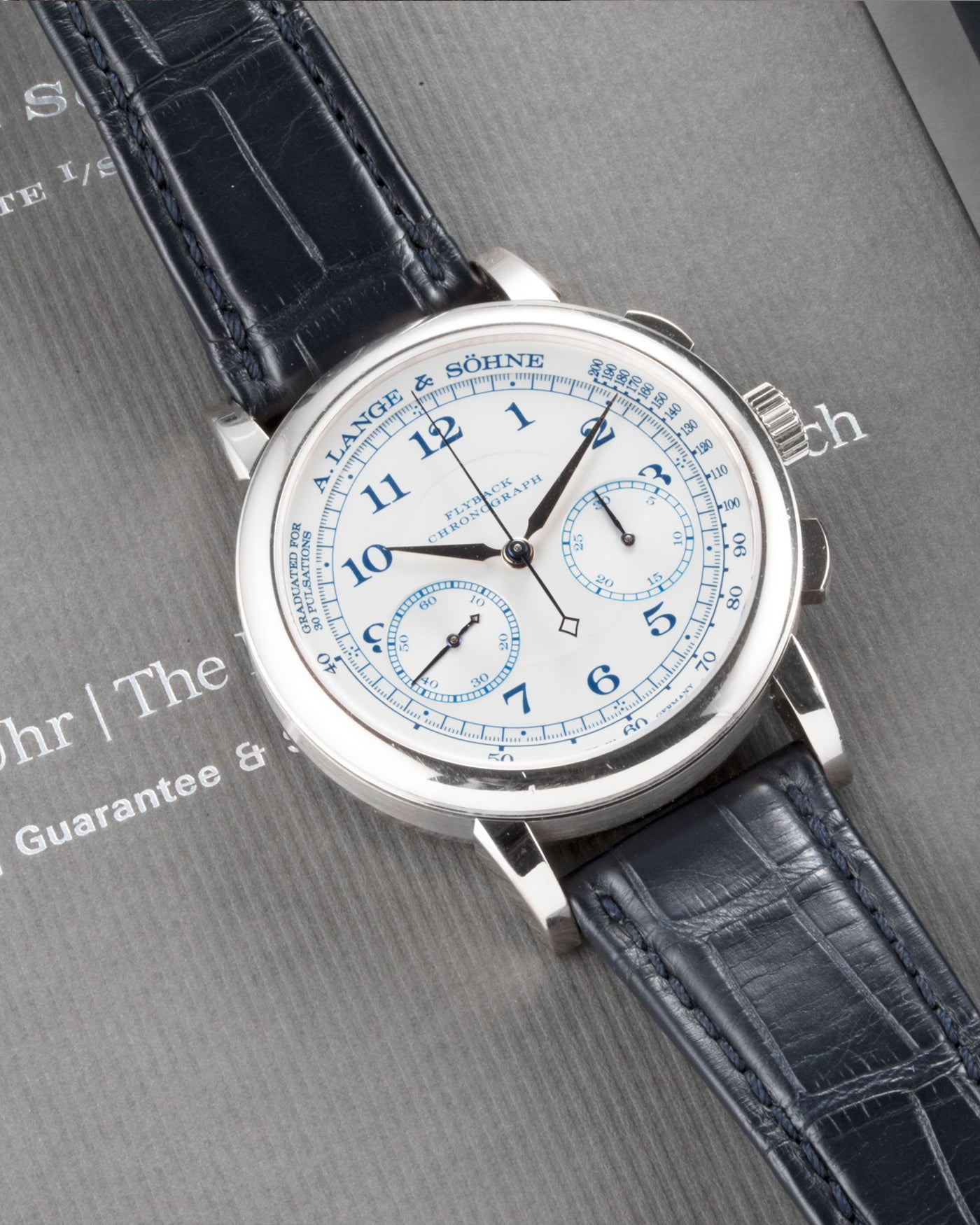 A. Lange & Sohne 1815 Chronograph Boutique Edition