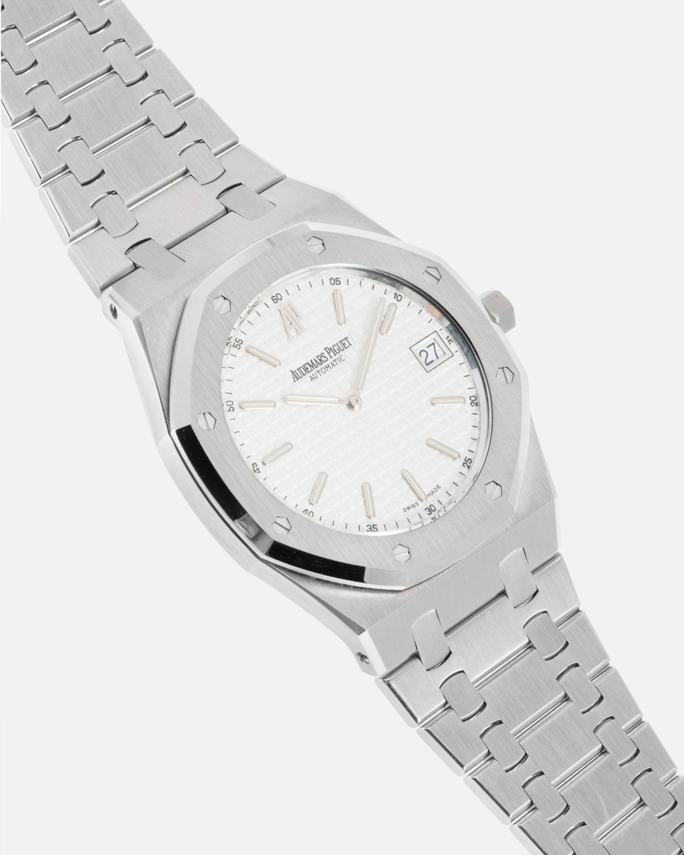 Audemars Piguet Royal Oak 15202 Jumbo 'White'