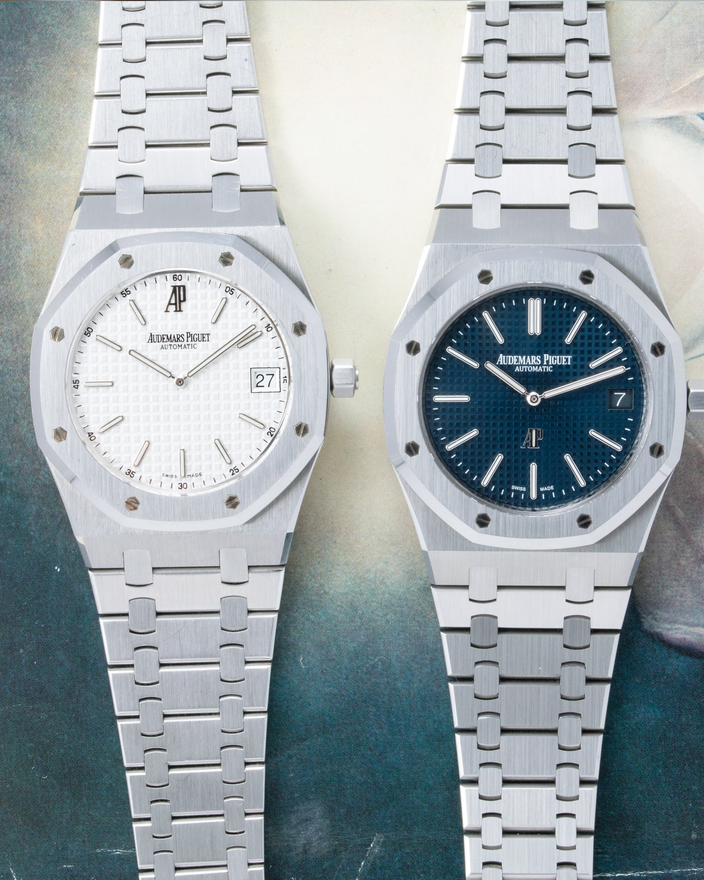 Audemars Piguet Royal Oak 15202 Jumbo 'Blue'