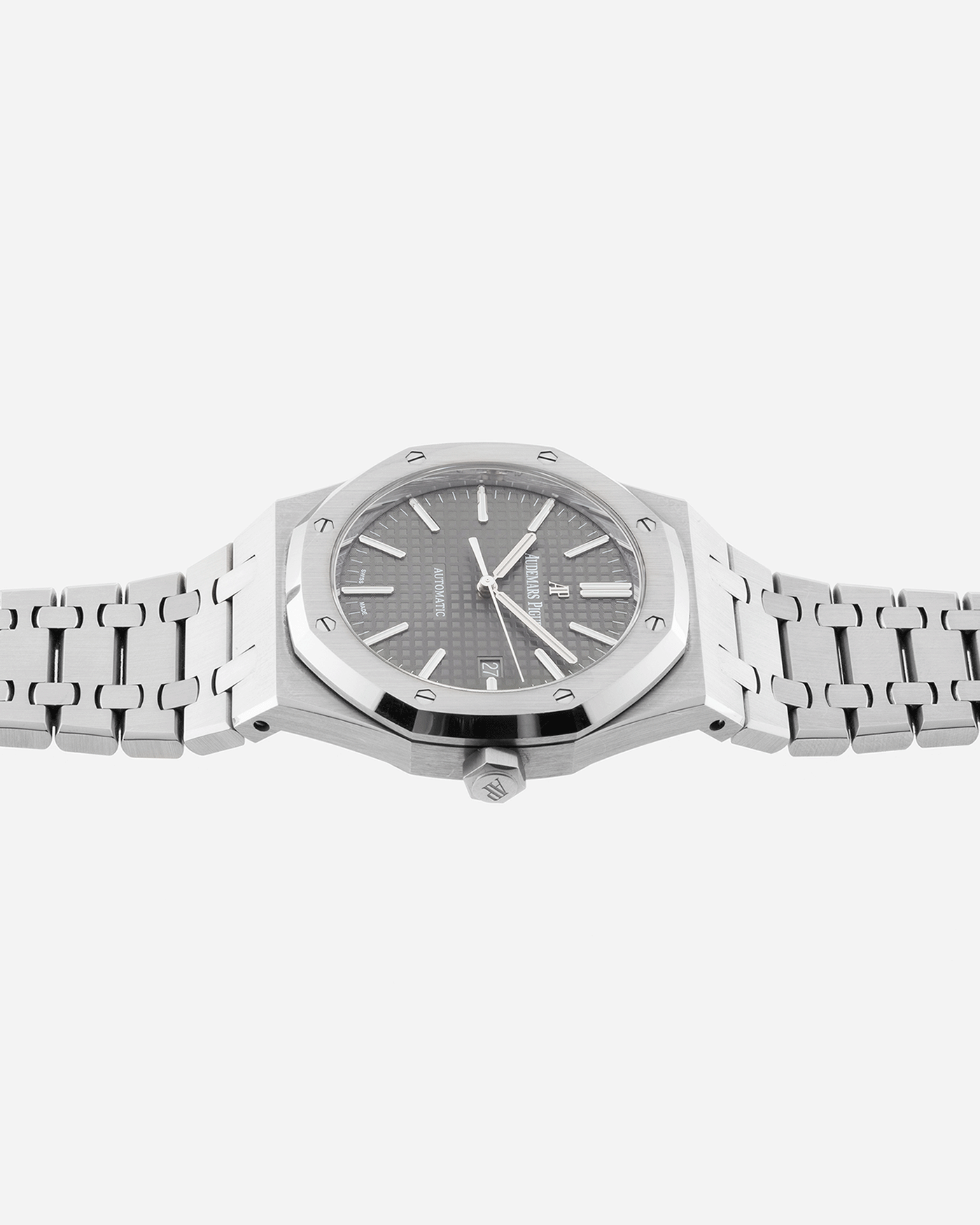 Audemars Piguet Royal Oak 15400ST Ruthenium