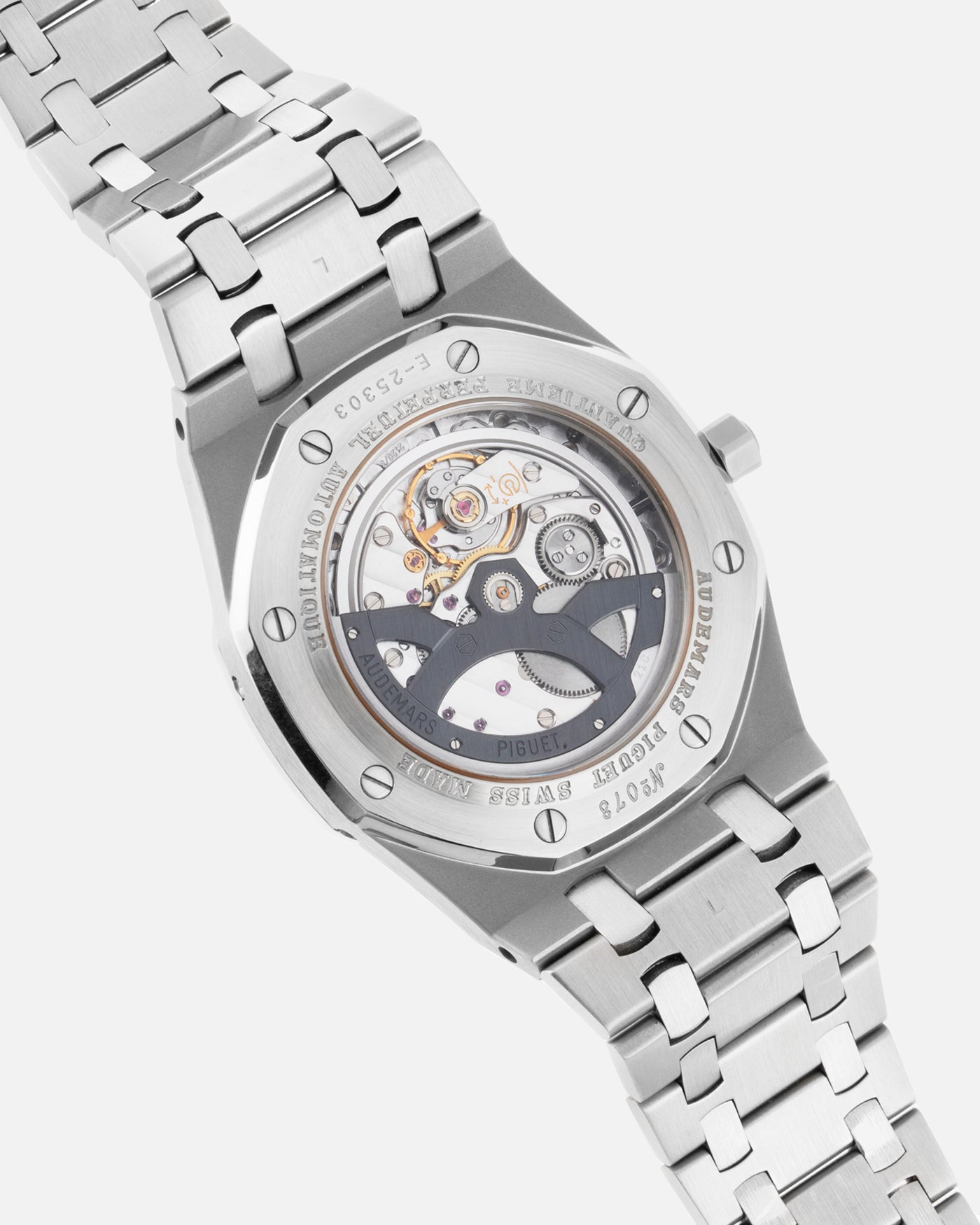 Audemars Piguet Royal Oak 25820SP Perpetual Calendar