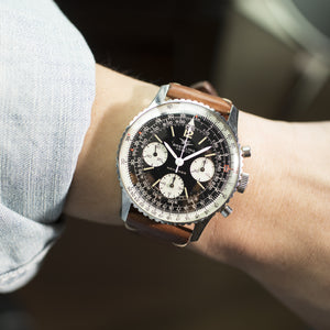 Breitling Navitimer 806 'Box 10' Full Set