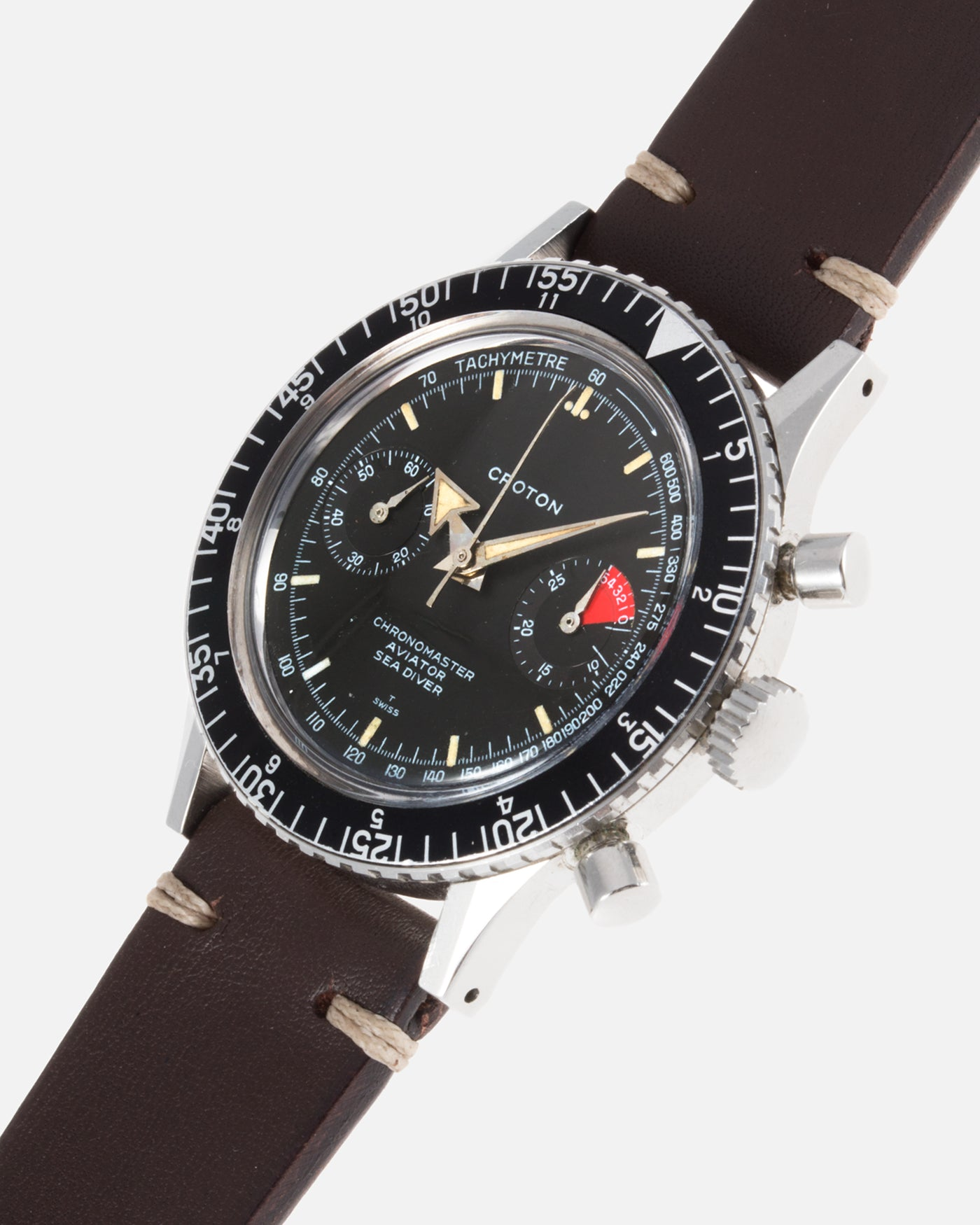 Croton Chronomaster Aviator Sea Diver