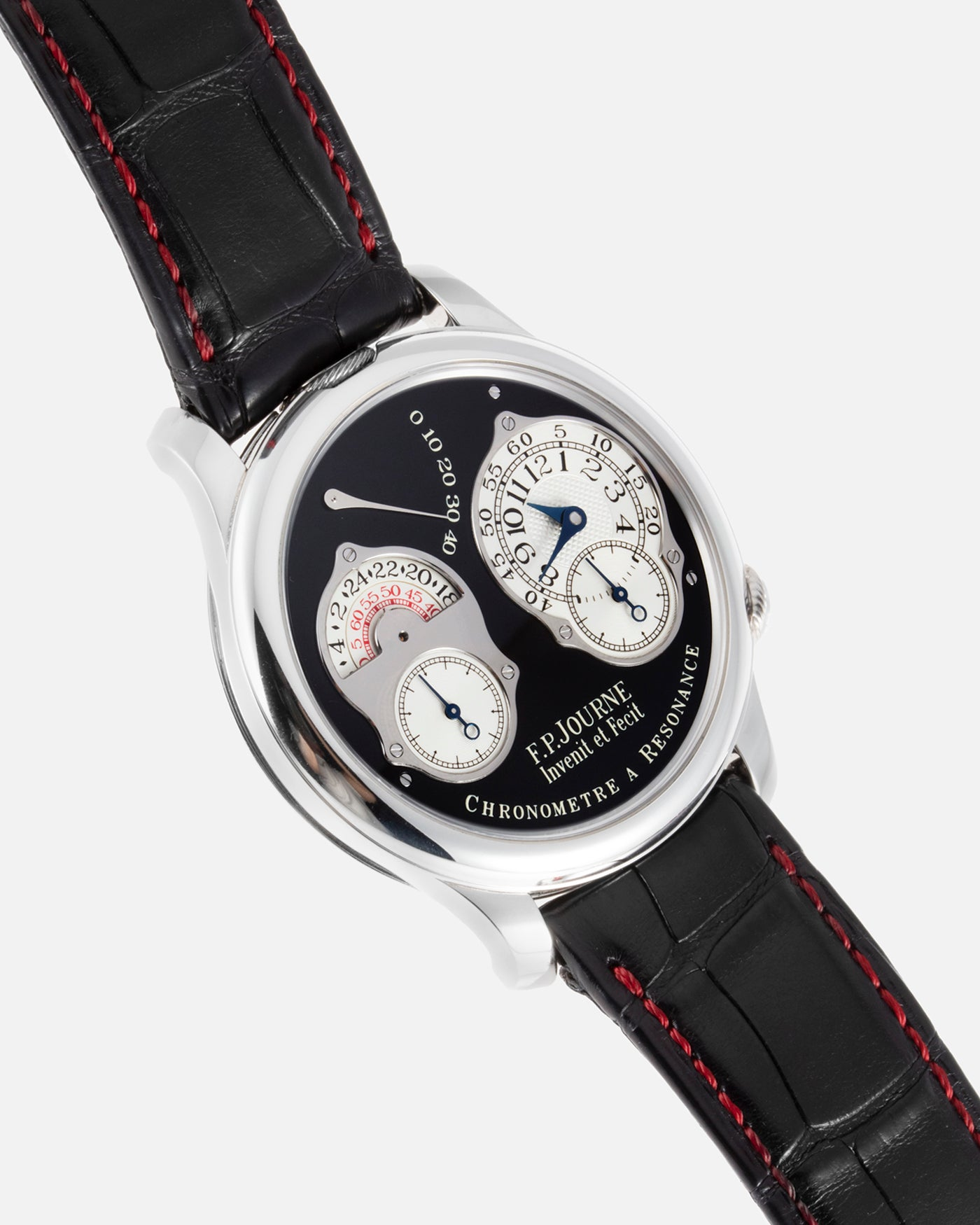 F.P. Journe Chronometre A Resonance Black Label